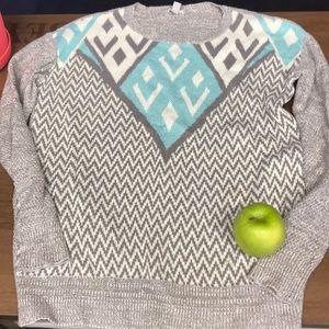 ECOTE cotton mountains sweater Xs Urbanoutfitters
